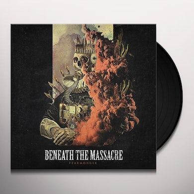 Beneath The Massacre FEARMONGER Vinyl Record