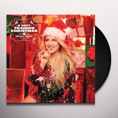 Meghan Trainor VERY TRAINOR CHRISTMAS Vinyl Record