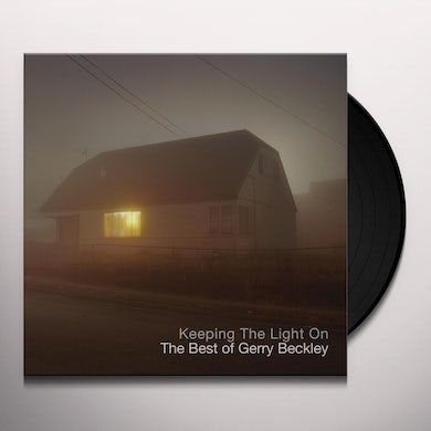 KEEPING THE LIGHT ON - THE BEST OF GERRY BECKLEY Vinyl Record