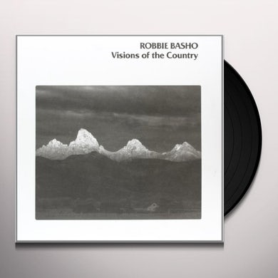 Robbie Basho VISIONS OF THE COUNTRY Vinyl Record