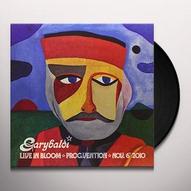 Garybaldi LIVE IN BLOOM: PROGVENTION N Vinyl Record
