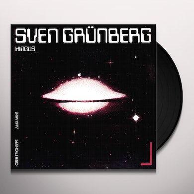 Sven Grunberg HINGUS Vinyl Record
