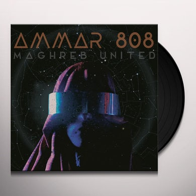 Ammar 808 MAGHREB UNITED Vinyl Record