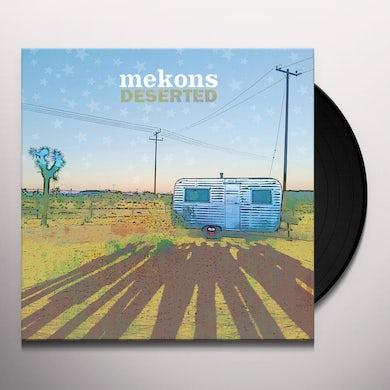 Mekons DESERTED Vinyl Record