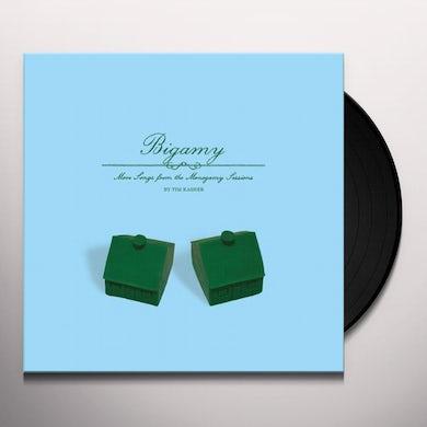 Tim Kasher BIGAMY Vinyl Record