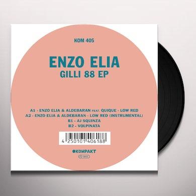 Enzo Elia GILLI 88 Vinyl Record