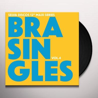 Taciana TUDO FAZ SENTIDO (BRASINGLES 4) Vinyl Record