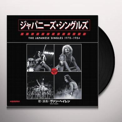 Van Halen JAPANESE SINGLES 1978-1984 Vinyl Record