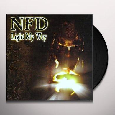 Nfd LIGHT MY WAY Vinyl Record