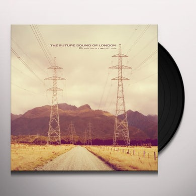 The Future Sound Of London ENVIRONMENT FIVE Vinyl Record