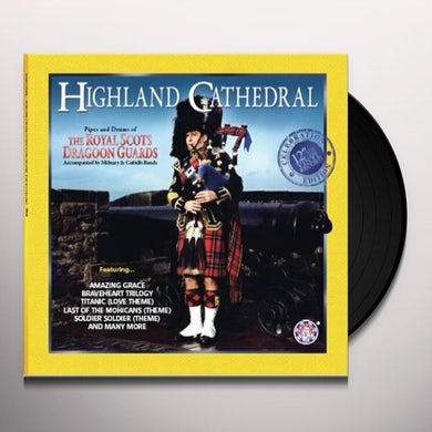 HIGHLAND CATHEDRAL Vinyl Record