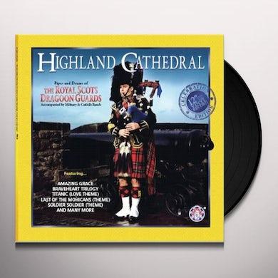 Royal Scots Dragoon Guards HIGHLAND CATHEDRAL Vinyl Record
