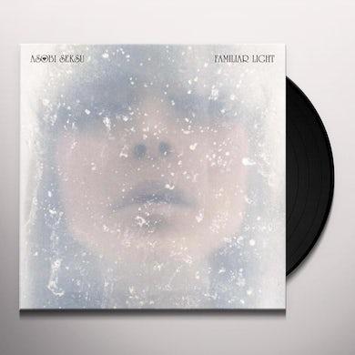 Asobi Seksu FAMILIAR LIGHT Vinyl Record