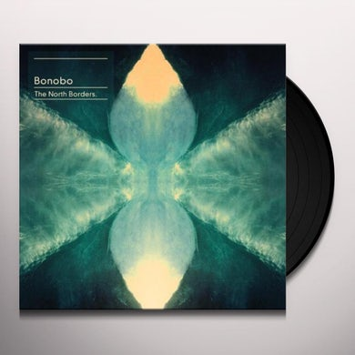 Bonobo NORTH BORDERS Vinyl Record