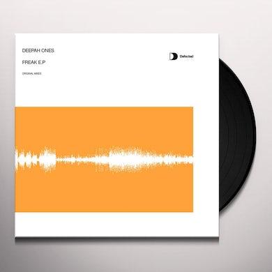 Deepah Ones FREAK Vinyl Record