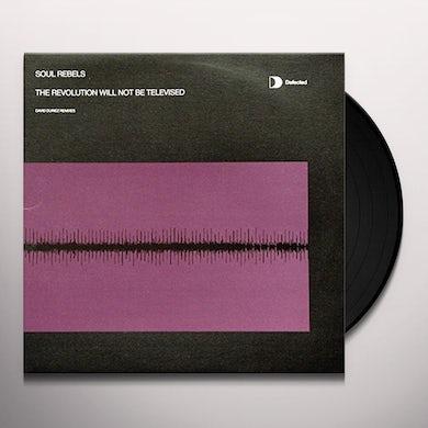 Soul Rebels REVOLUTION Vinyl Record