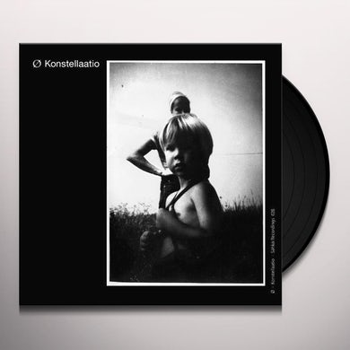 Mika Vainio As KONSTELLAATIO Vinyl Record