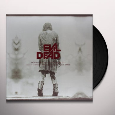 EVIL DEAD 2013 / O.S.T. Vinyl Record