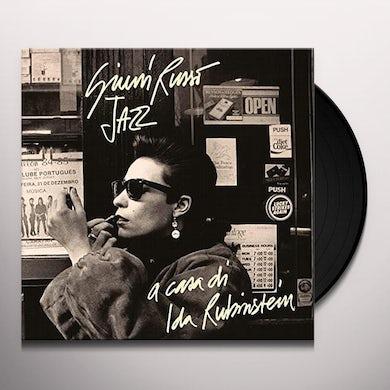 Giuni Russo JAZZ A CASA DI IDA RUBINSTEIN Vinyl Record