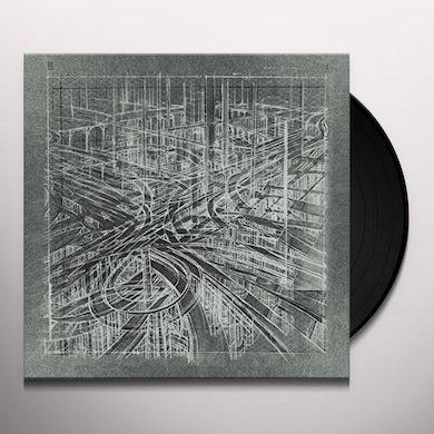 Bug Vs Earth CONCRETE DESERT Vinyl Record