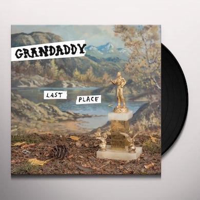 Grandaddy LAST PLACE (BROWN VINYL) Vinyl Record