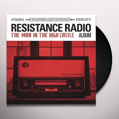 Resistance Radio: The Man In The High Castle / Var Vinyl Record