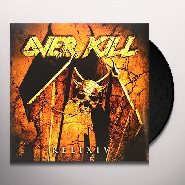 Overkill RELIXIV Vinyl Record