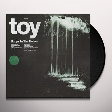 Toy HAPPY IN THE HOLLOW Vinyl Record
