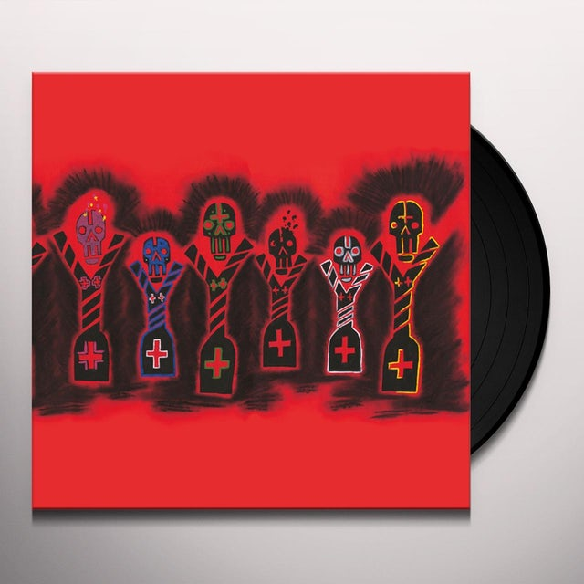 CUT AHNDS FESTIVAL OF THE DEAD Vinyl Record