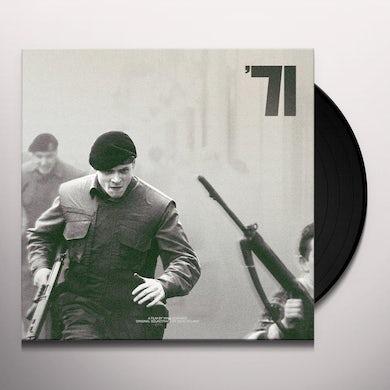 David Holmes 71 / Original Soundtrack Vinyl Record