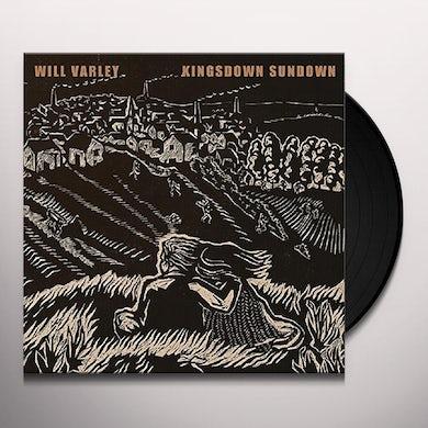 Will Varley KINGSDOWN SUNDOWN (GER) Vinyl Record