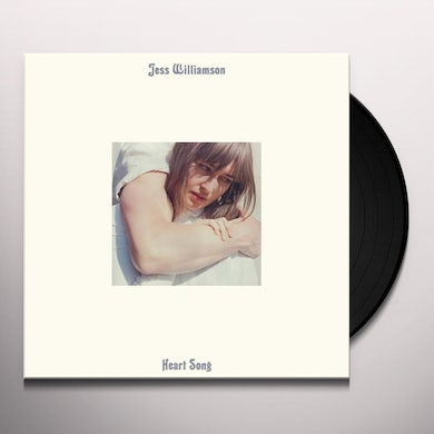 Jess Williamson HEART SONG Vinyl Record