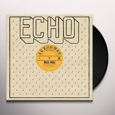 Lord Echo JUST DO YOU Vinyl Record