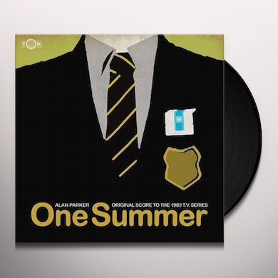 Alan Parker ONE SUMMER: ORIGINAL SCORE TO THE 1983 TV - Original Soundtrack Vinyl Record