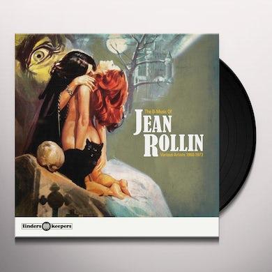 B Music Of Jean Rollin / O.S.T. B MUSIC OF JEAN ROLLIN / Original Soundtrack Vinyl Record