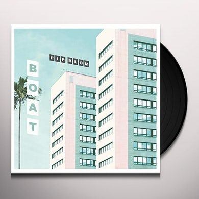 Pip Blom BOAT Vinyl Record