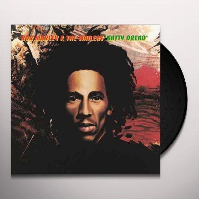 Bob Marley NATTY DREAD Vinyl Record