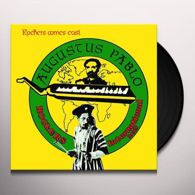 Augustus Pablo ROCKERS COME EAST Vinyl Record