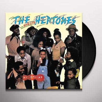 The Heptones GOOD LIFE Vinyl Record - UK Release