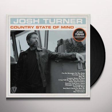 Josh Turner Country State Of Mind (LP) Vinyl Record