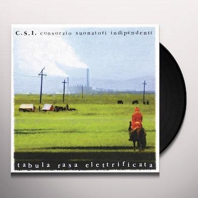 TABULA RASA ELETTRIFICATA Vinyl Record