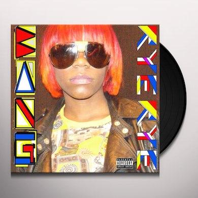 Rye Rye BANG (X4) Vinyl Record