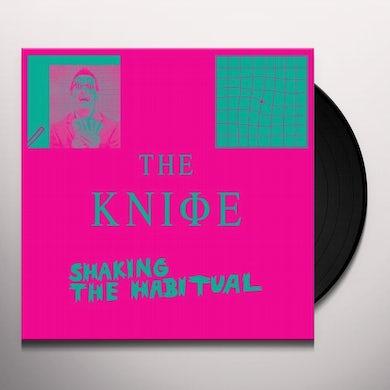 The Knife SHAKING THE HABITUAL (BONUS CD) Vinyl Record