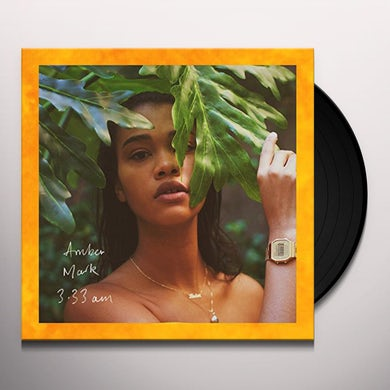 Amber Mark 3.33AM Vinyl Record