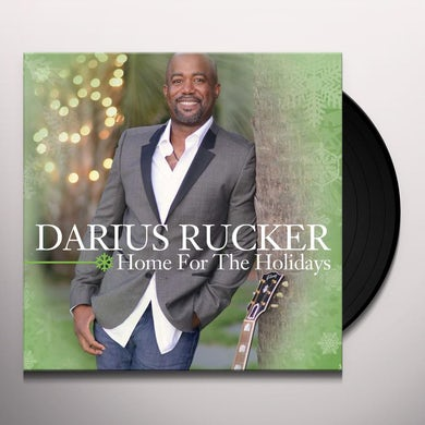 Darius Rucker HOME FOR THE HOLIDAYS Vinyl Record