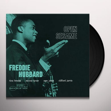 Open Sesame (LP) Vinyl Record