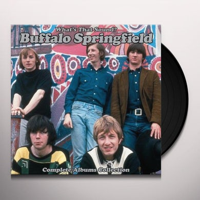 Buffalo Springfield WHAT'S THAT SOUND - COMPLETE ALBUMS COLLECTION Vinyl Record