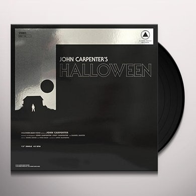 John Carpenter HALLOWEEN / ESCAPE FROM NEW YORK / Original Soundtrack Vinyl Record