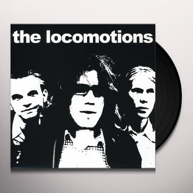 Locomotions TEACHER Vinyl Record
