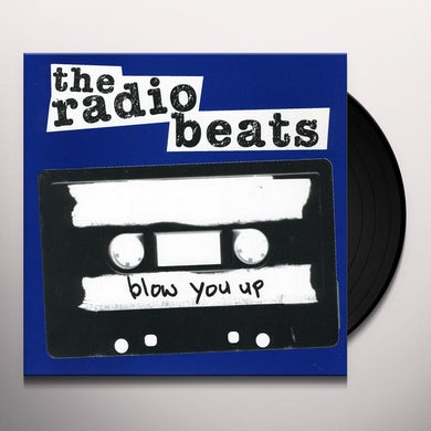Radio Beats BLOW YOU UP Vinyl Record